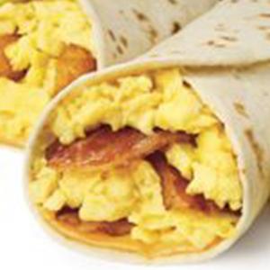 Bacon Egg & Cheese (Wrap)